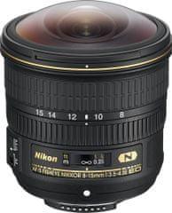 Nikon Nikkor AF-S 8-15 mm f/3,5-4E ED Fisheye