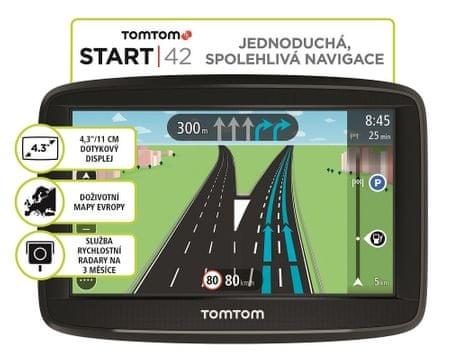 TomTom Start 42 Regional