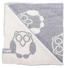ZOPA Kocyk dziecięcy Little Owl