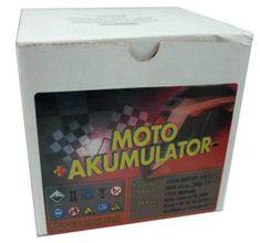 Poweroad akumulator za motor CB9L-A2 UPlus (običajni, 12V 9Ah, 135 x 75 x 139)