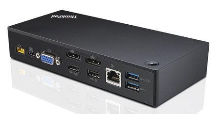 Lenovo priklopna postaja ThinkPad USB-C Dock - EU