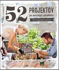 Oftringová Bärbel: 52 projektov pre mestských záhradkárov