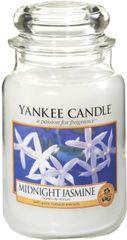 Yankee Candle świeca Midnight Jasmine, duża