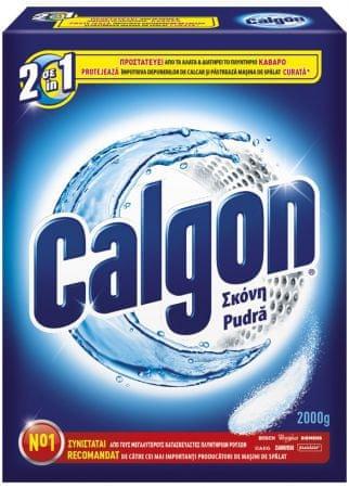 Calgon 2v1 Prášek 2 kg
