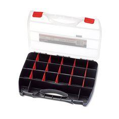 Draper Tools kovček za orodje 36 x 26,5 x 6 cm