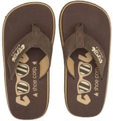 Cool Shoe moške japonke Original, rjave