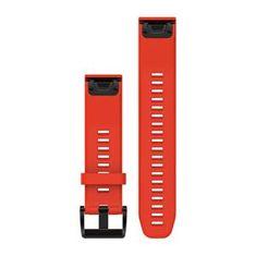Garmin náhradný remienok pre Fenix 5 a Forerunner 935 QuickFit™ 22, červený