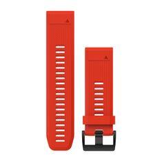 Garmin náhradný remienok pre Fenix 5X a Fenix 3 QuickFit™ 26, červený