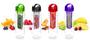 2 - Yoko Design butelka na wodę z filtrem, 730 ml, fioletowa