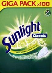 Sunlight Classic Tablety do umývačky riadu 100 ks