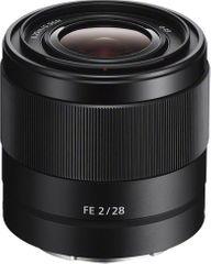 Sony SEL-28F20 objektiv serije E, širokokutni, 28 mm, f2