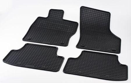 Gledring gumeni tepih za Ford Fiesta (od 2008)