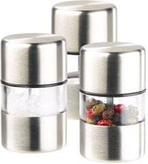 Ceramic Blade mlinček za sol in poper, 3 kosi