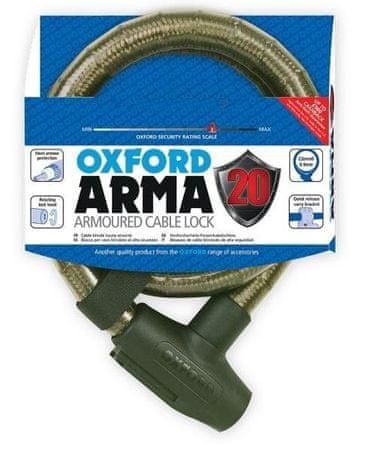 Oxford ključavnica pletenica Arma 20, 900x22 mm