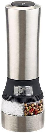 Ceramic Blade Elektrický mlynček na soľ a korenie, keramický