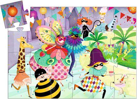 Djeco Puzzle Motýlí dáma