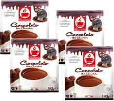 Tiziano Bonini set kapsul Chocolate za kavni aparat Dolce Gusto 10 kosov, 4 paketi