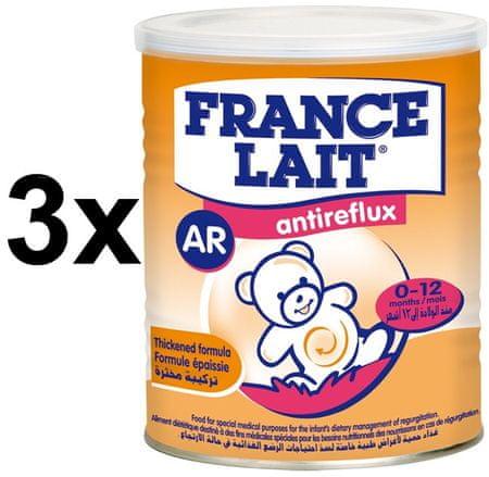France Lait AR - 3x400g