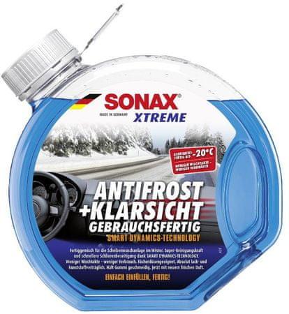 Sonax tekočina za vetrobransko steklo Xtreme -20°C, 3L