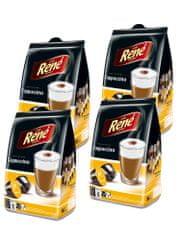 René Capuccino kapszulák Dolce Gusto kávéfőzőhöz 16 db, 4 csomag