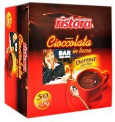 Ristora Densa horká mliečna čokoláda