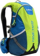 One Way športni nahrbtnik Hydro Back Bag 20L, rumeno-moder