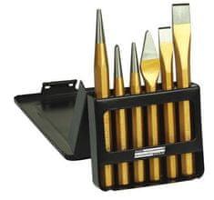Mannesmann Werkzeug set probijača i rezača CV, 6 komada