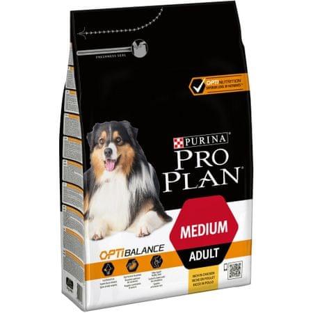 Purina Pro Plan hrana za srednje velike pse, 3kg