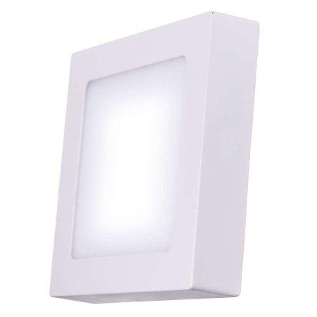 EMOS kwadratowa lampa LED, 18W, biały ciepły