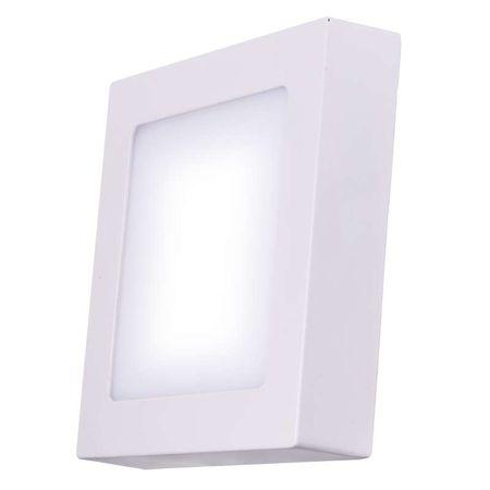 EMOS kwadratowa lampa LED, 24W, biały ciepły