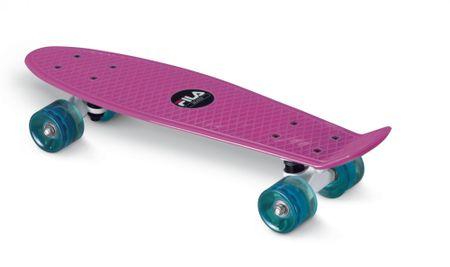 FILA rolka pennyboard Smart, roza