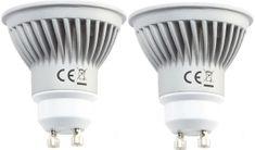 Tesla LED žiarovka GU10, 7W 2pack