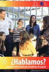 José Luis Sánchez Melgarejo: Hablamos: manual de conversación para estudiantes de espanol