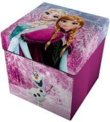 Lamps Úložný box Frozen růžový