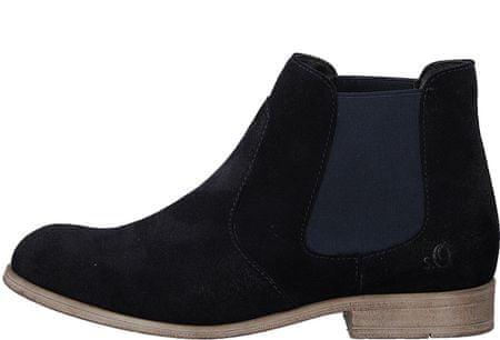 s.Oliver dámská kotníčková obuv 39 tmavo modrá