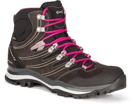 Aku pohodniški čevlji Alterra GTX Ws, črni/roza, 4.5 (37.5)