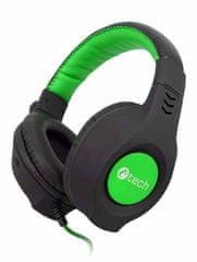 C-Tech Nemesis V2 (GHS-14G), fekete-zöld