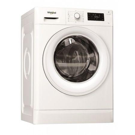 Whirlpool FWSG71283W EU Elöltöltős mosógép