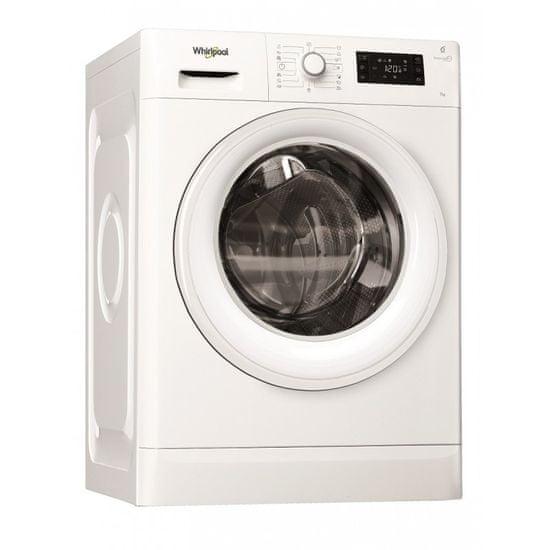 Whirlpool FWSG71283W EU + darček sada domácich prostriedkov Jelen