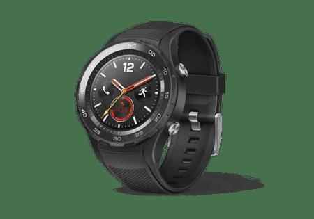 Huawei pametna ura Watch 2 SIM Sport, črna