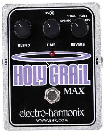 Electro-Harmonix Holy Grail Max Gitarový efekt