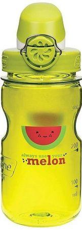 Nalgene OTF steklenička, otroška, 350 ml, zelena, lubenica
