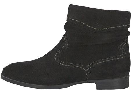 Tamaris dámská kotníčková obuv 39 čierna
