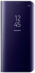 Samsung torbica Clear View EF-ZG955CVE za Samsung Galaxy S8+, ljubičasta