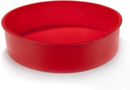 Banquet silikonski model za torto Culinaria Red