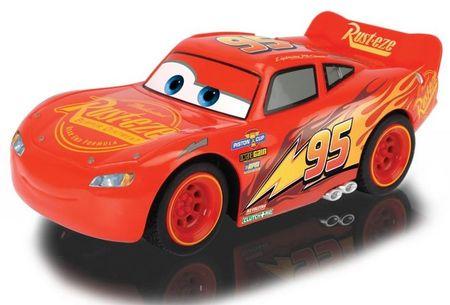 DICKIE RC Cars 3 Turbo Racer Villám McQueen 1:24, 17 cm, 2 csatornás