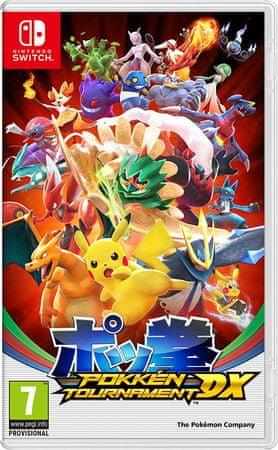 Nintendo igra Pokkén Tournament DX (Switch)