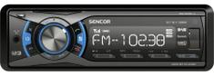 SENCOR SCT 6011DBMR, Autórádió