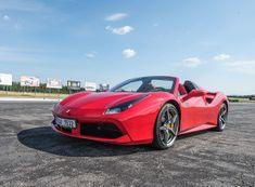 Allegria jízda snů ve Ferrari na 8 kol polygon Příbram