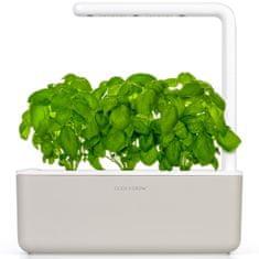 Click and Grow pametni cvetlični lonček Smart Garden 3, bež